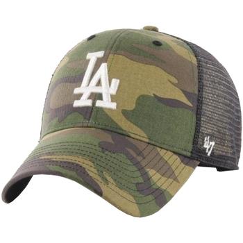 Accessoires textile Homme Casquettes 47 Brand Los Angeles Dodgers Branson Cap Vert