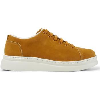 Chaussures Femme Baskets basses Camper Baskets cuir RUNNER UP marron