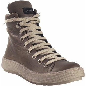 Chaussures Femme Baskets montantes Chacal Lady  5734-b taupe Gris