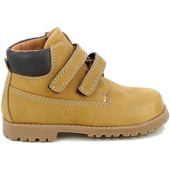 Chaussures Garçon Randonnée Grunland 0440.18_21 Jaune