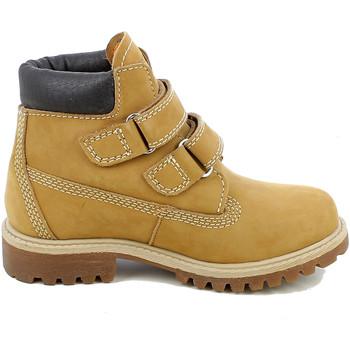 Chaussures Garçon Randonnée Grunland 1349.18_28 Jaune