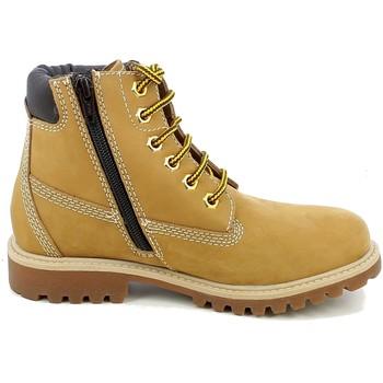 Chaussures Garçon Randonnée Grunland 1384.18_30 Jaune