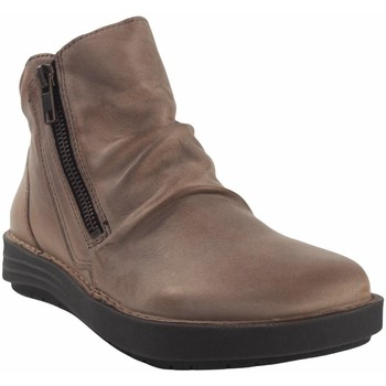 Chaussures Femme Boots Chacal Lady  5625 taupe Gris