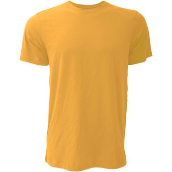 Vêtements Homme T-shirts manches courtes Bella + Canvas CA3001 Moutarde