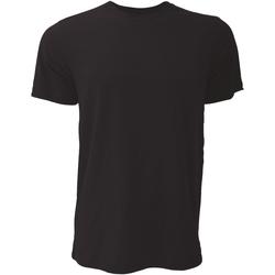 Vêtements Homme T-shirts manches courtes Bella + Canvas CA3001 Noir vintage