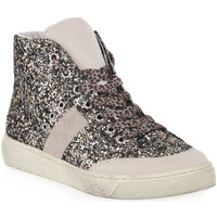 Chaussures Femme Baskets montantes At Go GO GINGER GESSO Bianco