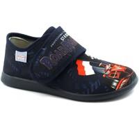 Chaussures Enfant Chaussons Grunland GRU-I21-PA0666-BL Blu