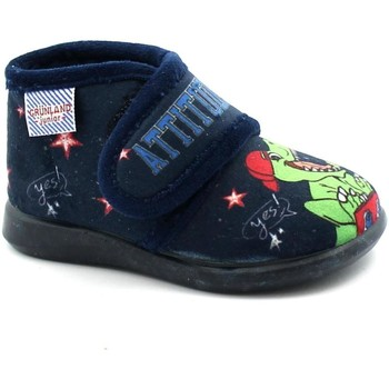 Chaussures Enfant Chaussons Grunland GRU-I21-PA0667-BL Blu