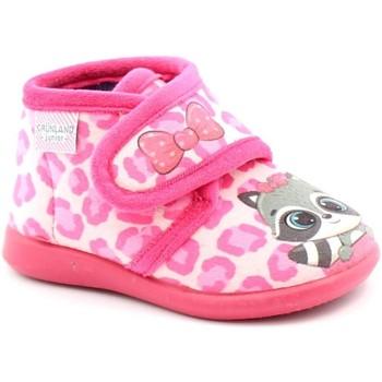 Chaussures Enfant Chaussons Grunland GRU-I21-PA0667-FU Fuchsia