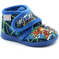 Chaussures Enfant Chaussons Grunland GRU-I21-PA0667-JE Blu