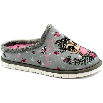 Chaussures Enfant Chaussons Grunland GRU-I21-CI2417-GR Grigio
