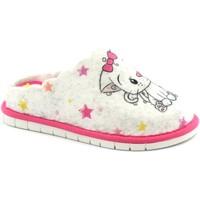 Chaussures Enfant Chaussons Grunland GRU-I21-CI2418-GH Bianco