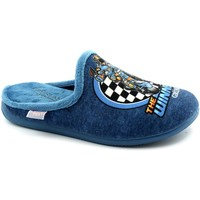 Chaussures Enfant Chaussons Grunland GRU-I21-CI2402-JE Blu