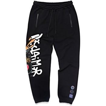 Vêtements Homme Pantalons de survêtement Disclaimer Pantalon de survtement Energy noir Noir
