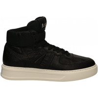 Chaussures Homme Baskets montantes Barracuda CANDY nero
