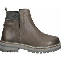 Chaussures Femme Bottines Sansibar Bottines Mittelgrau