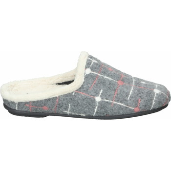 Chaussures Femme Chaussons Cosmos Comfort Mules Grau