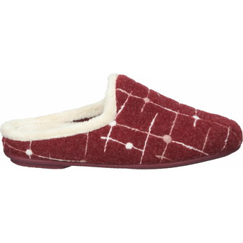Chaussures Femme Chaussons Cosmos Comfort Mules Bordeaux
