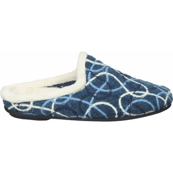 Chaussures Femme Chaussons Cosmos Comfort Mules Dunkelblau