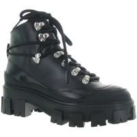 Chaussures Femme Boots Billi Bi 6066 Noir