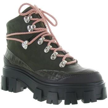 Chaussures Femme Boots Billi Bi 6066 Vert