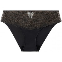 Sous-vêtements Femme Culottes & slips Aubade miss karl slip brésilien Tuxedo