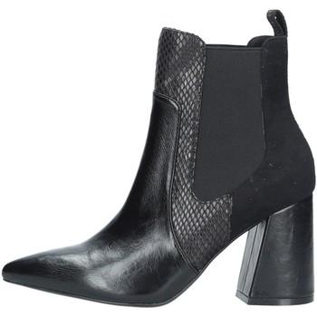 Chaussures Femme Bottines Gattinoni PINHR1194 tronchetto femme LE NOIR LE NOIR