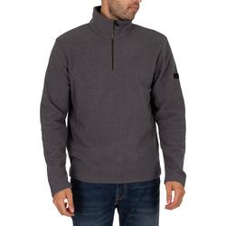 Vêtements Homme Pulls Regatta Sweat zippé Edley gris