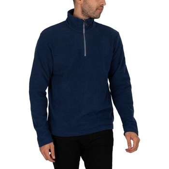 Vêtements Homme Pulls Regatta Sweat zippé Edley bleu