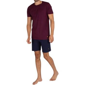 Vêtements Homme Pyjamas / Chemises de nuit Lyle & Scott Ensemble pyjama Charlie multicolore
