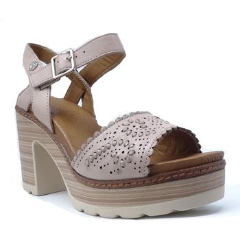 Chaussures Femme Sandales et Nu-pieds Carmela 67704 BEIGE
