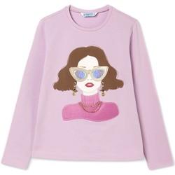 Vêtements Fille Sweats Mayoral  Rosa