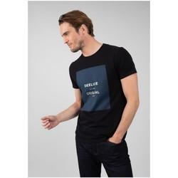 Vêtements Homme T-shirts & Polos Deeluxe T-Shirt EDO Black