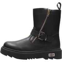 Chaussures Garçon Boots Cult - Bikers nero PASSION NERO