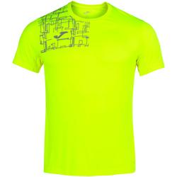 Vêtements Homme T-shirts manches courtes Joma - T-shirt giallo 102242.060 GIALLO