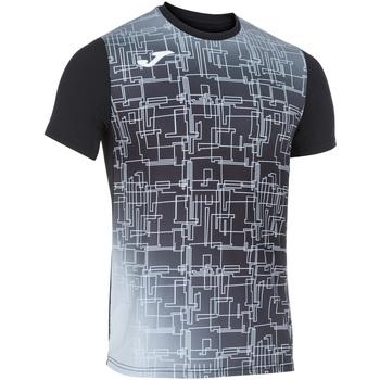 Vêtements Homme T-shirts manches courtes Joma - T-shirt nero 101929.100 NERO