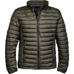 Vêtements Homme Doudounes Tee Jays TJ9630 Kaki