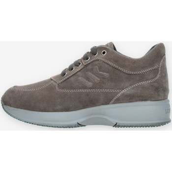 Chaussures Homme Baskets montantes Lumberjack SM01305010A01 Gris