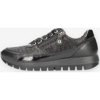 Chaussures Femme Baskets basses Enval 82656 Noir