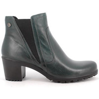Chaussures Femme Bottines Enval BOTTINE  - DAHLIA BOUTEILLE vert