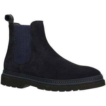 Chaussures Homme Boots Harmont & Blaine EFM212.102AI22 Chelsea Homme MARINE MARINE
