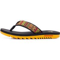 Chaussures Homme Tongs Brennder Sandals Onda Tribal Jaune Moutarde