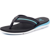 Chaussures Homme Tongs Brennder Sandals Br Max Gel Turquoise/Blanc