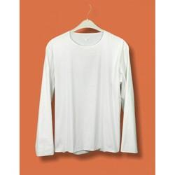 Vêtements Femme Tuniques Cos Cos - Tunique Blanche Manches Longues T. 40 Blanc