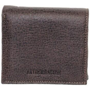 Porte-Monnaie Arthur aston porte-monnaie arthur et aston en cuir ref_ast37386-châtaigne