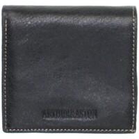 Sacs Homme Porte-monnaie Arthur & Aston Porte-monnaie Arthur et Aston en cuir ref_ast37386-noir noir