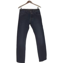 Vêtements Homme Jeans droit Jacob Cohen Jean Droit Homme  40 - T3 - L Bleu