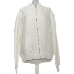 Vêtements Femme Vestes Zara Veste Mi-saison  42 - T4 - L/xl Blanc