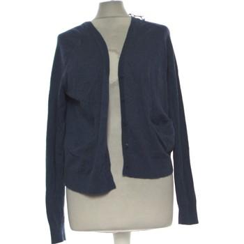 Vêtements Femme Gilets / Cardigans Cos Gilet Femme  34 - T0 - Xs Bleu