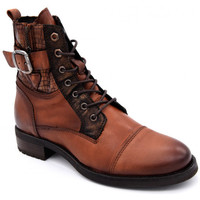 Chaussures Femme Boots Coco & Abricot calliope Marron
